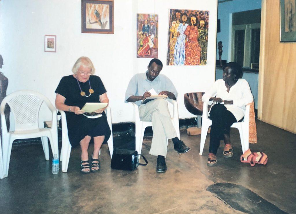 Sidney Kasfir, Joseph Mugisha, Margaret Nagawa_Nommo 2003